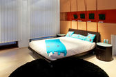Terracotta bedroom horizontal — Stock Photo