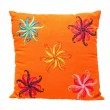 Orange pillow — Stock Photo