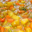 Royalty-Free Stock Photo: Vegetable stew
