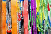 Safety ropes — Stock Photo