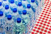 Water bottles — Stock Photo