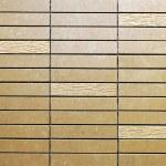 brun marmor plattor — Stockfoto