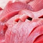 Tuna steak — Stock Photo #3252597