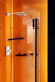 Orange dusche 2 — Stockfoto