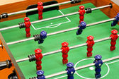 Tabletop foosball — Stock Photo