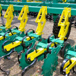 Agriculture machinery - Stock Photo