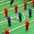 Stock Photo: Foosball