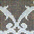 Mosaic ornament 2 — Stock Photo