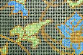 Mosaic nature 3 — Stock Photo