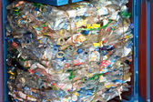 Recycling bottles — Foto de Stock