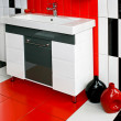 Modern bathroom - Foto de Stock