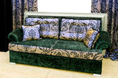 Elegantní pohovka — Stock fotografie