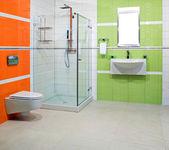 Modern toalett — Stockfoto
