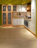 Armário de cozinha — Fotografia Stock