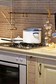 Cosecha de la estufa — Foto de Stock