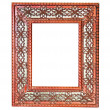 Frame ornamental — Stock Photo