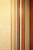 Seletor de bambu — Fotografia Stock