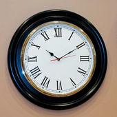 римские часы — Стоковое фото