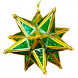 Star pendant — Stock Photo #3374226