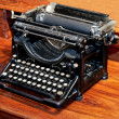 Royalty-Free Stock Photo: Vintage typewriter