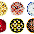 Wall clocks 1 — Stock Photo #3374294