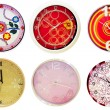 Wall clocks 2 - Foto Stock