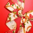 Floral ribbon — Foto de Stock