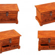 Small chest — Stock Photo