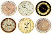 Relógios de parede 3 — Foto Stock