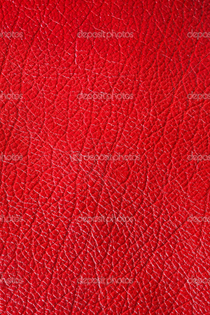 Real leather texture made from cow skin  Stock Photo #3374066