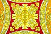 Golden pattern — Stock Photo