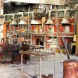 Постер, плакат: Murano glass factory