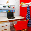 Study corner - Stockfoto