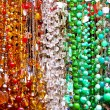 Bead necklaces — Stock Photo
