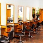 Hair studio — Stock Photo