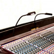 Stock Photo: Sound board