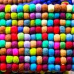 Woven balls — Stock Photo