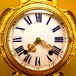 Golden clock — Stock Photo #3461902