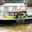 Royalty-Free Stock Photo: Police vessel