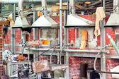 Murano factory 2 — Stock Photo