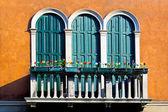 Murano terrace — Stock Photo