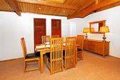 Yemek odası — Stok fotoğraf