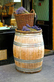 Old barrel — Photo