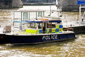 Police vessel — Stock Photo