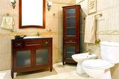 Classic toilet — Stock Photo