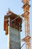 Detalle de la construcción — Foto de Stock
