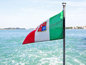 Italy flag 2 — Stock Photo