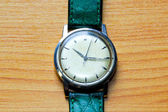 Oude horloge — Stockfoto