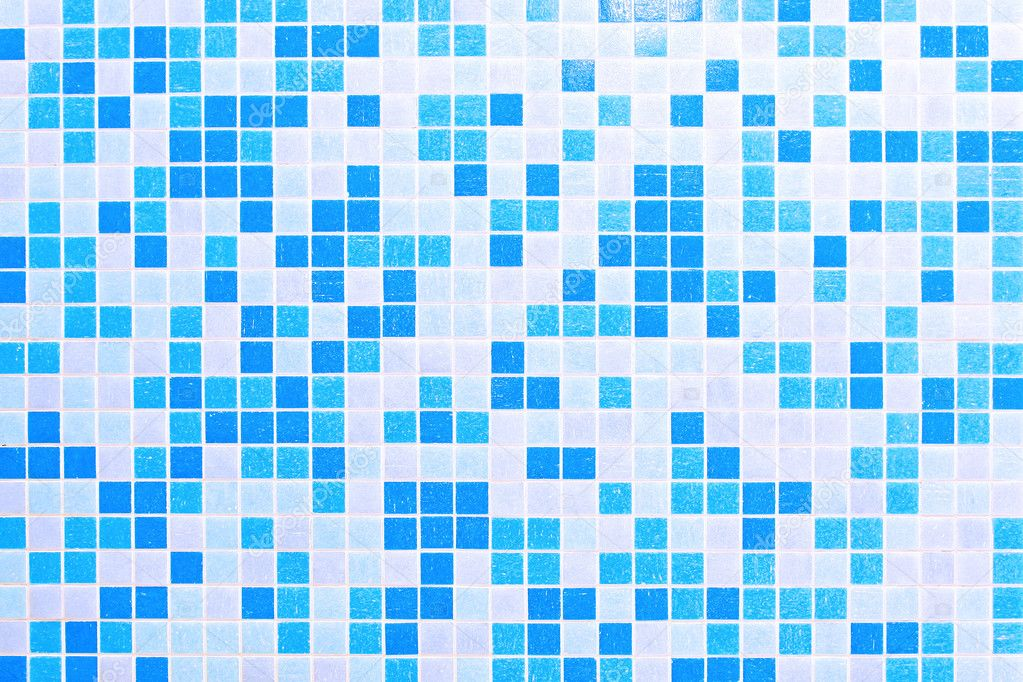 Swimming pool tiles — Stock Image © Baloncici #
