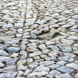 Cobble texture — Stock Photo